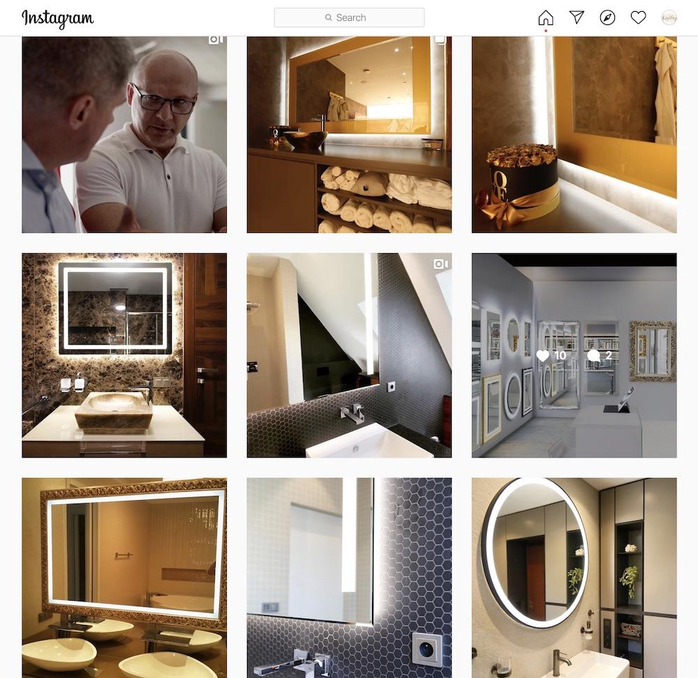 zrkadla fabian instagram